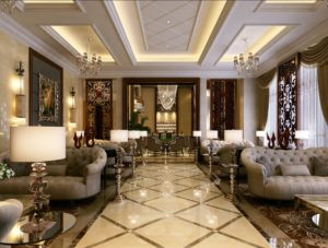 Home Vs. Commercial Interior Designs