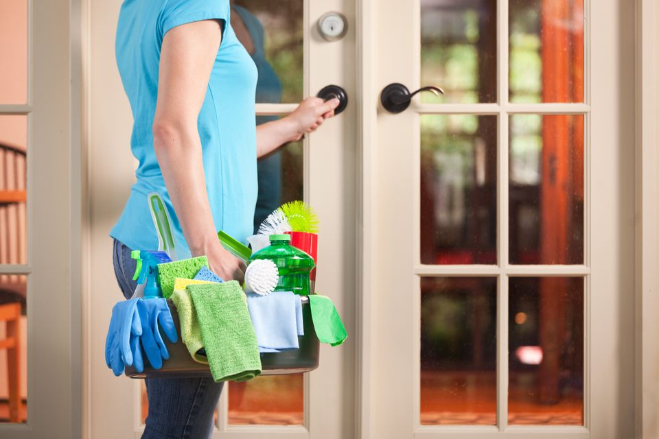 What to look for when hiring a part-time maid